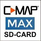 C-MAP MAX SD-kortilla