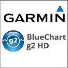 Garmin BlueChart g2 HD