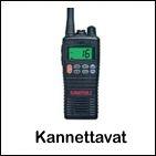 Kannettavat meri-VHF