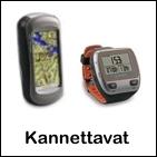 Kannettavat GPS-laitteet