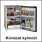 Kiinteät jääkaapit/pakastimet