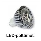 LED-polttimot