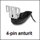 4-pin anturit