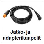 Jatko- ja adapterikaapelit