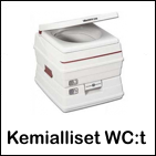 Kemialliset WC:t