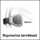 Raymarine tarvikkeita
