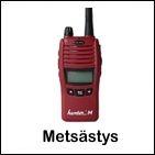 Metsästys VHF-puhelimet