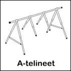 A-telineet