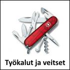 Työkalut ja veitset