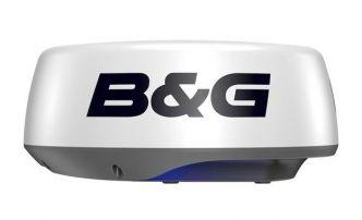 B&G HALO20+ tutka