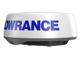 Lowrance HALO20 tutka