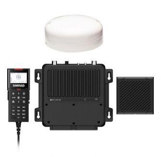 Simrad RS100-B modulaarinen VHF-radiopuhelin ja AIS-vastaanotin sisäisellä GPS:llä