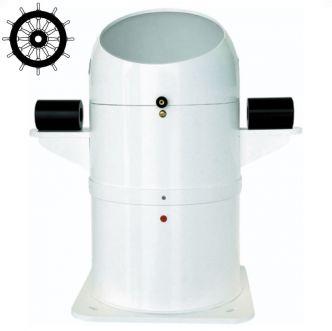 Autonautic C20-00130 pöytäasennettava periskooppikompassi 125 mm ruusulla alumiini- ja teräsaluksiin