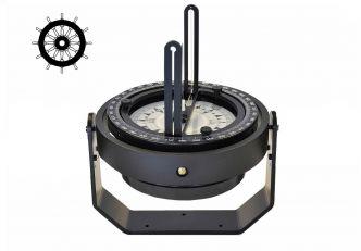 Autonautic C20-00137 sanka-asennettava kompassi 125 mm ruusulla