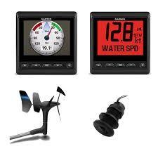 Garmin GMI/GNX 20 gWind tuuli/kaiku/loki mittaripaketti