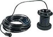 Garmin P319 Pohjanläpianturi muovi, 50/200 kHz kaiku/lämpö 6-pin liittimellä