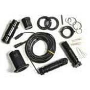 Garmin Pohjanläpianturi muovi, nopeus/lämpö 6-pin liittimellä