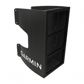 Garmin GNX 120 3-näytön hiilikuitu mastokiinnike