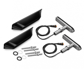 Garmin GT34UHD-THP ClearVü/SideVü pohjanläpianturipari 12-pin