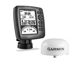 Garmin GPS 158 ulkoisella GPS-antennilla