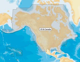 Navionics+ 2XG CANADA