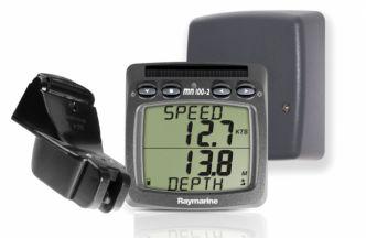 Raymarine Micronet nopeus/kaikujärjestelmä T163
