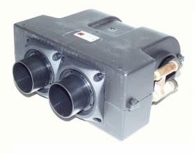 Kalori Compact D 24V vesikiertoon liitettävä kiertoilmapuhallin