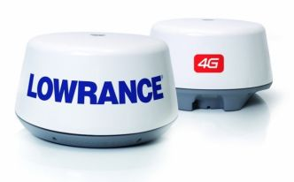 Lowrance 4G Broadband tutka