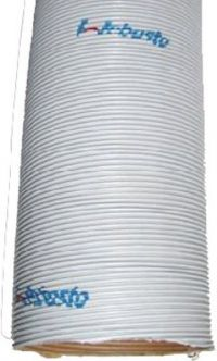 Webasto ilmaletku PAPK 60 mm, 1 metri