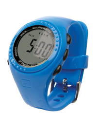 Optimum Time OS 1127 Gloss Bright Blue purjehduskello