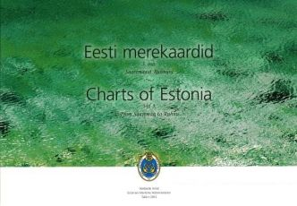 Charts of Estonia, Vol 3, Saaremaa to Ruhnu