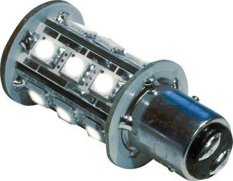 Båtsystem LED polttimo BAY15D