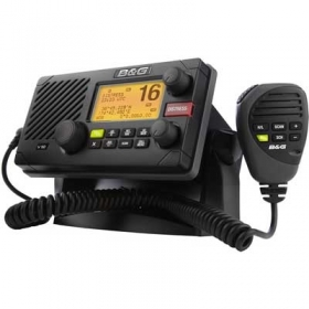 B&G V50 VHF-puhelin ja AIS-vastaanotin