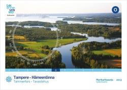 Veneilykarttasarja O Tampere - Hämeenlinna 2013