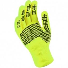 SealSkinz Ultra Grip Glove vesitiiviit käsineet, keltainen