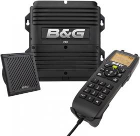 B&G V90 VHF-puhelin ja AIS vastaanotin