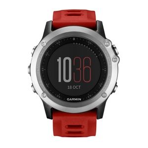 Garmin fenix 3 Silver Bundle