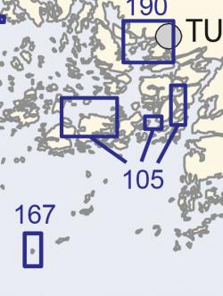 Satamakartta 167,  Utö 1:10 000/1:20 000, 2013