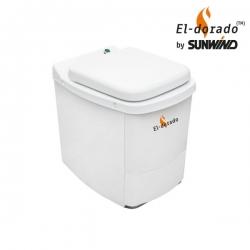 Sunwind Eldorado Polttokäymälä