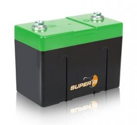 Super B Lithium Ion akku 6,4 Ah