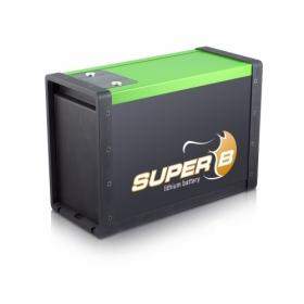 Super B Lithium Ion akku 100 Ah