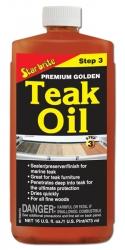 StarBrite Premium Teak Oil 473 ml
