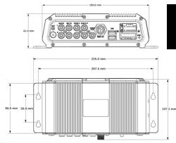 Simrad/Lowrance/B&G SonicHub2 -musiikkiserveri Bluetooth yhteydellä