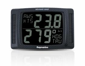 Raymarine Micronet Maxi-kaksoisnäyttö T215