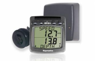 Raymarine Micronet  nopeus/kaikujärjestelmä T103