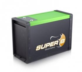 Super B Lithium Ion akku 160 Ah