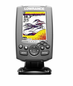 Lowrance HOOK-3x kaikuluotain