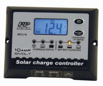 SW-Energia vesitiivis SWPP 10 A lataussäädin