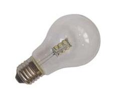 Sunwind LED-polttimo 60 mm E27-kannalla 1 W