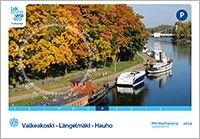 Merikarttasarja P Valkeakoski - Längelmäki - Hauho
